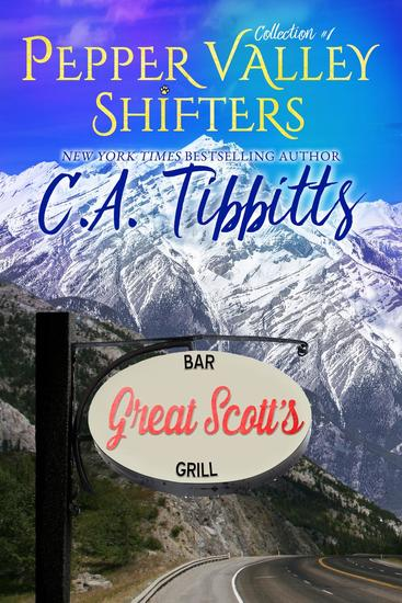 Pepper Valley Shifters Collection #1 - Pepper Valley Shifters #0 - cover