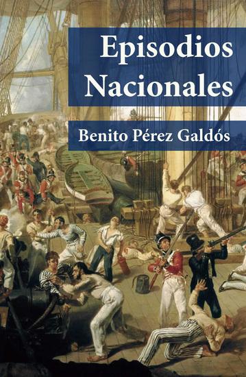 Episodios Nacionales - cover