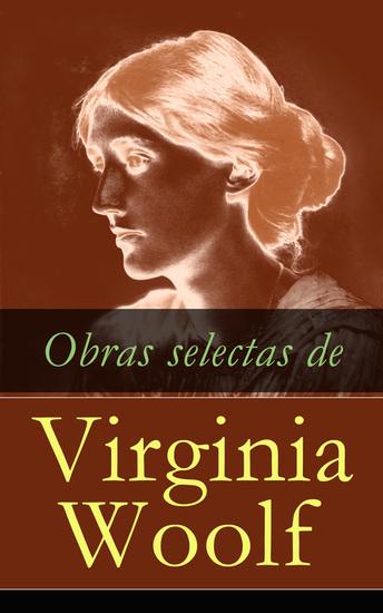 Obras selectas de Virginia Woolf - cover