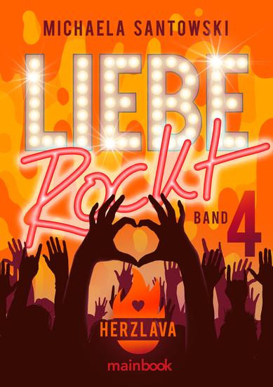 Liebe rockt! Band 4: Herzlava - cover