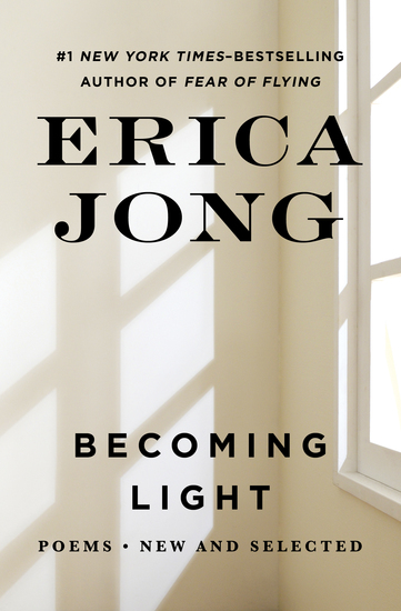 Becoming Light - Poems New and Selected - cover