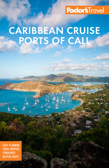 Fodor's Caribbean Cruise Ports of Call - cover