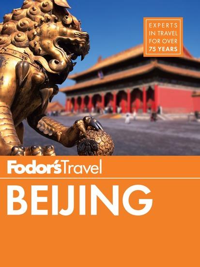 Fodor's Beijing - cover