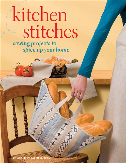Kitchen Stitches - Sewing Projects to Spice Up Your Home - cover