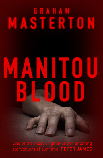 Manitou Blood - cover