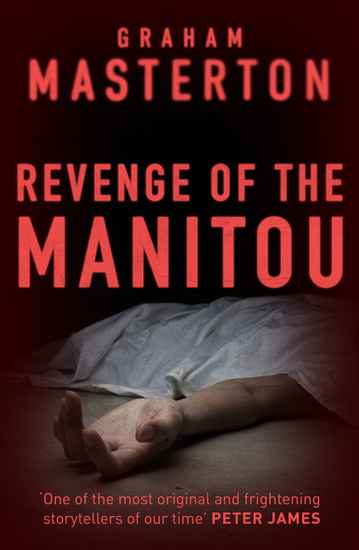 Revenge of the Manitou - cover