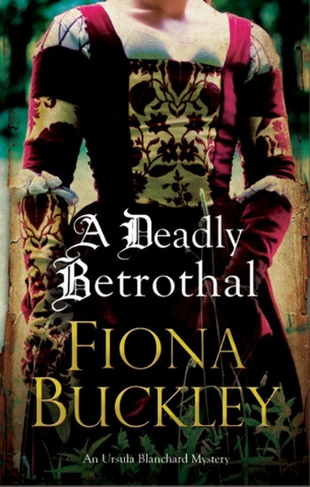 Deadly Betrothal A - cover