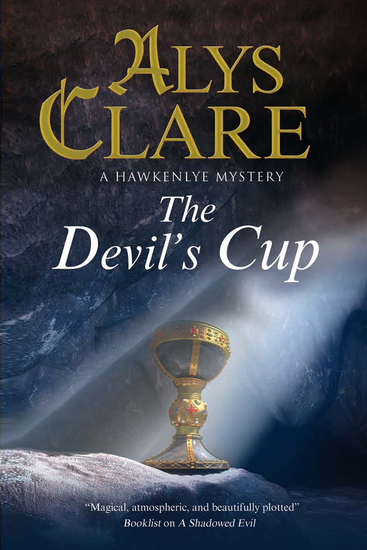 Devil's Cup The - A Medieval mystery - cover