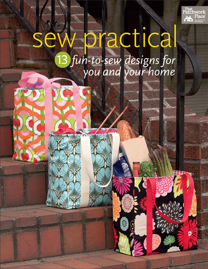 Sew Practical - 13 Fun-to-Sew Designs for You and Your Home - cover