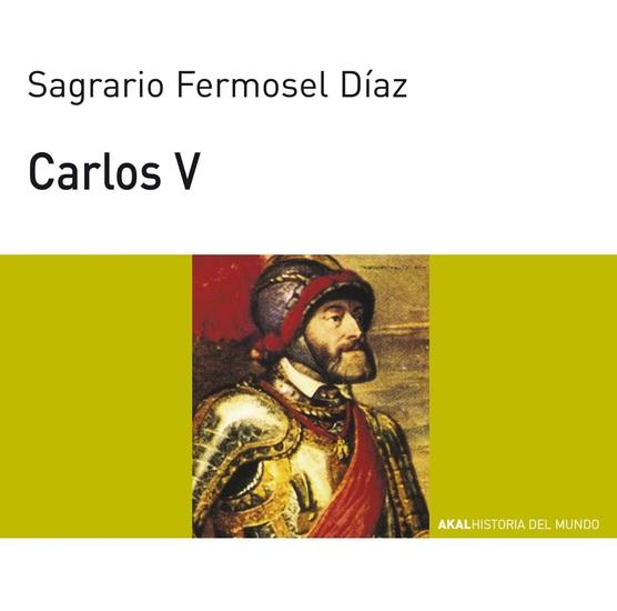 Carlos V - cover