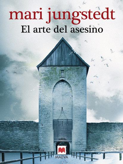 El arte del asesino - (Gotland 4) - cover