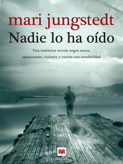 Nadie lo ha oído - (Gotland 2) - cover