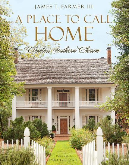 A Place to Call Home - Timeless Southern Charm - cover