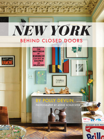 New York Behind Closed Doors - cover