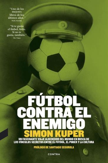 Fútbol contra el enemigo - cover