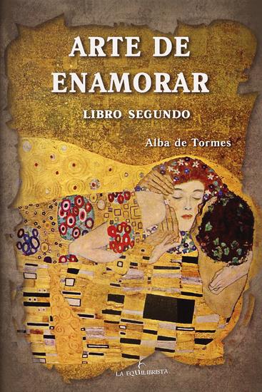 Arte de enamorar - Libro segundo - cover