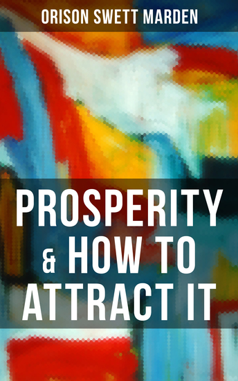 PROSPERITY & HOW TO ATTRACT IT - On Living a Life of Financial Freedom Conquering Debt Increasing Income and Maximizing Wealth - cover