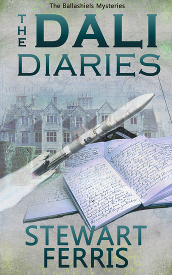 The Dali Diaries - The Ballashiels Mysteries - cover