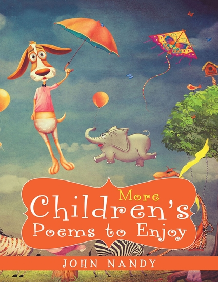 More Children's Poems to Enjoy - cover