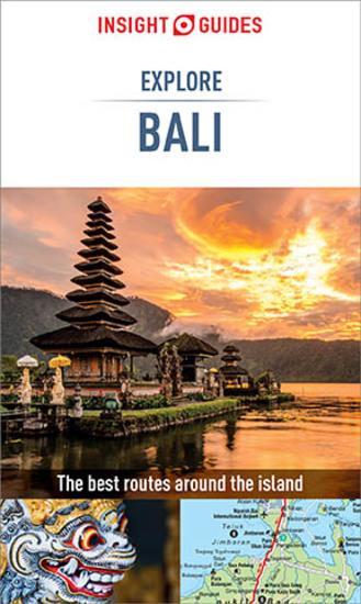 Insight Guides: Explore Bali - cover