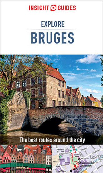 Insight Guides Explore Bruges (Travel Guide eBook) - cover