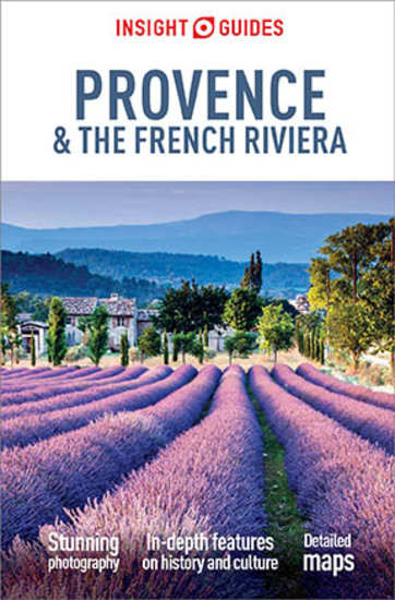 Insight Guides Provence and the French Riviera - cover