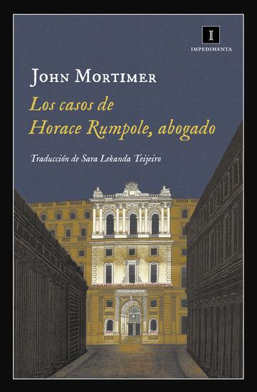 Los casos de Horace Rumpole abogado - cover