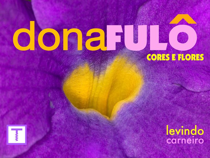 Dona Fulô - Flores e Cores - cover