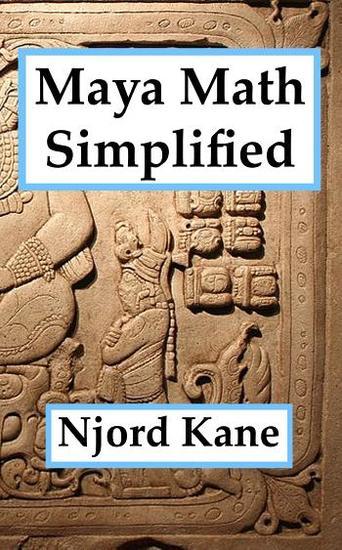 Maya Math Simplified - cover