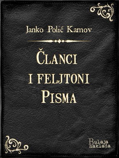 Članci i feljtoni - Pisma - cover