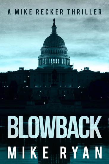Blowback - The Silencer Series #4 - cover