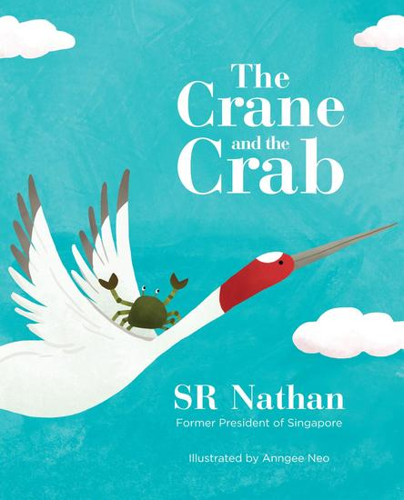The Crane and the Crab - cover