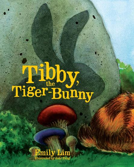Tibby the Tiger Bunny - cover