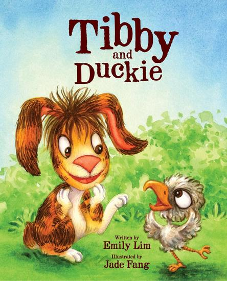 Tibby and Duckie - cover