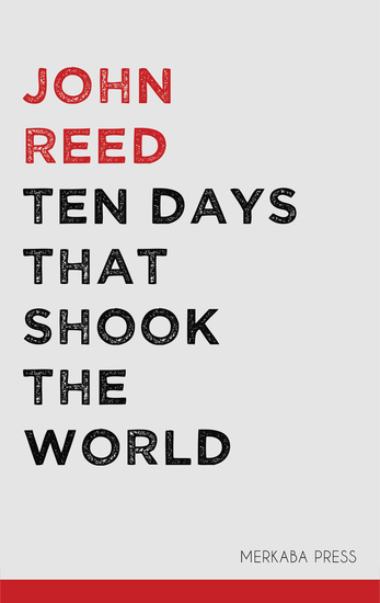 Ten Days that Shook the World - cover