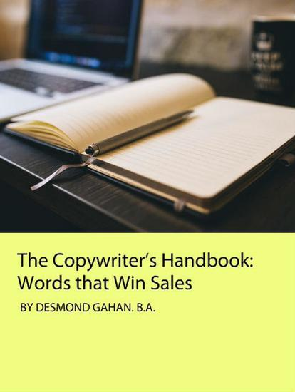 The Copywriter's Handbook: Words that Win Sales - cover
