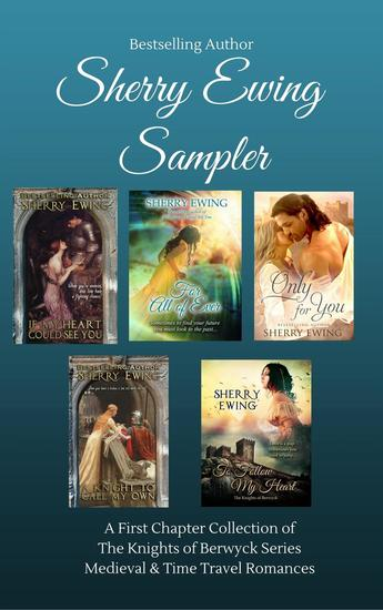 Sherry Ewing Sampler of Books - cover