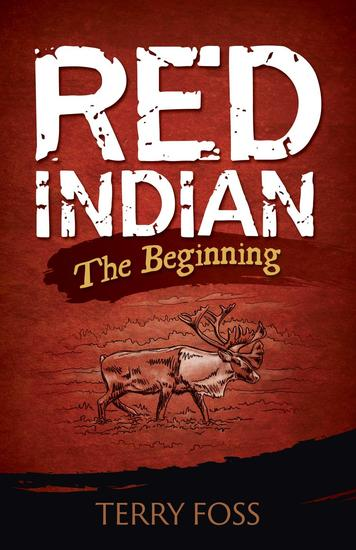 Red Indian The Beginning - Red Indian #3 - cover