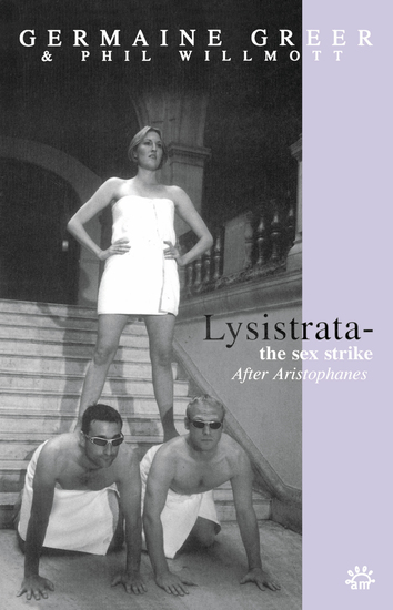 Lysistrata - The Sex Strike - cover