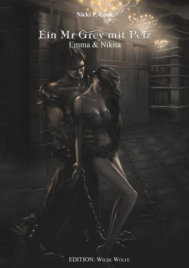 Ein Mr Grey mit Pelz - Emma & Nikita - cover