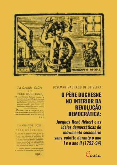 O père duchesne no interior da revolução democrática - cover