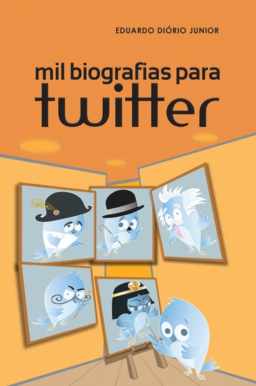 Mil biografias para twitter - cover
