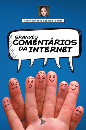 Grandes comentários da internet - cover