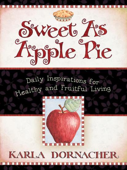 Sweet as Apple Pie - cover