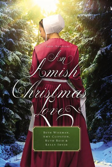 An Amish Christmas Love - Four Novellas - cover
