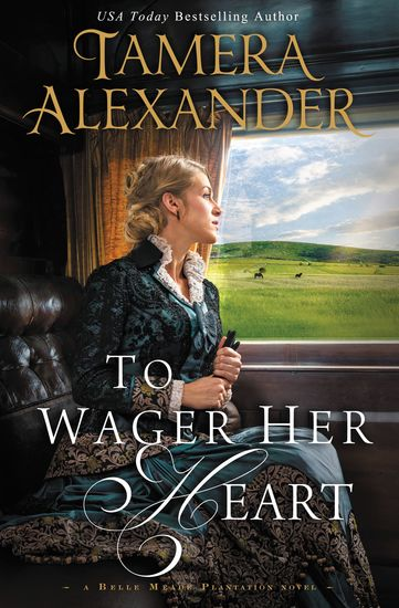 To Wager Her Heart - cover