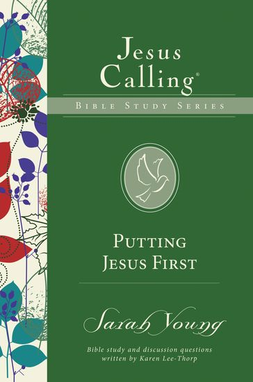 Putting Jesus First - cover