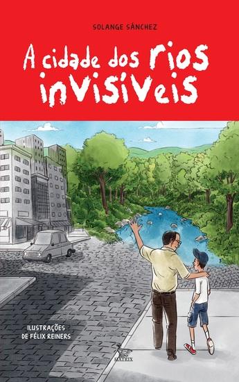 A Cidade dos Rios Invisíveis - cover