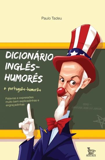 Dicionário inglês-humorês - cover