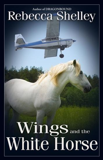 Wings and the White Horse - cover